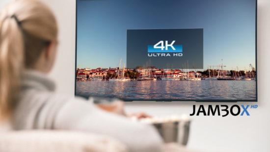 Telewizja w ofercie Awacomu to interaktywna kablówka 3 generacji dostarczana we współpracy z firmą Jambox. Nasza platforma multimedialna łączy cechy mediów internetowych (interaktywność, szybki dostęp do informacji) z zaletami telewizji kablowej (bogaty wybór kanałów, cyfrowa jakość obrazu i dźwięku). JAMBOX pozwala za pośrednictwem odbiornika telewizyjnego m.in. na: dostęp do zasobów sieci Internet, odbieranie programów telewizyjnych w takich konfiguracjach, jakie nie są dostępne w żadnej innej telewizji, korzystanie z jakości HD w telewizji kablowej oraz dostęp do usług interaktywnych. Telewizja kablowa najnowszej generacji to także możliwość odtwarzania treści VoD (Video on Demand) bez konieczności pobierania ich na dysk twardy dekodera, wszystko odbywa się w czasie rzeczywistym.
